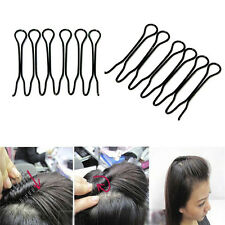 4pcs Women Fashion Styling Hair Clip Stick Bun Maker Hair Accessories Braid Tool