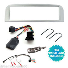 ALFA ROMERO 147 (2001-2005) Silver Car CD Stereo Facia Fascia Stalk Fitting Kit