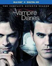 The Vampire Diaries: The Complete Seventh Season (Blu-ray Disc, 2016, 3-Disc...