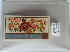 2011 Topps Allen and Ginter Mini #333 Carlos Lee : Houston Astros