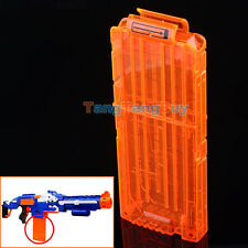 1 x Quick Reload Clip System Darts for Toy Gun Nerf N-Strike Blaster in Loose