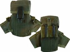 USGI Small Arms Ammo Pouch, 3 Magazine Airsoft Pouch, ALICE Clip