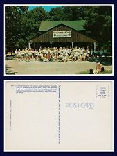 US OHIO KELLEYS ISLAND NORTH SHORE ERIE COUNTY 4H SUMMER CAMPERS 1950'S ERA