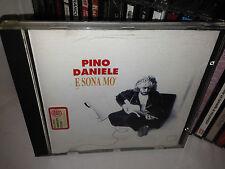 PINO DANIELE E SONA MO' RARO CD 1° STAMPA 1993 MADE IN GERMANY