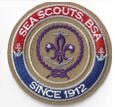 Sea Scouts, BSA Since 1912 RING & World Crest - Private Issue Non BSA SSTANRING