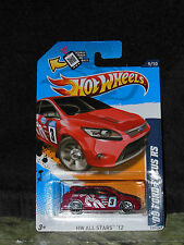 Hot Wheels '09 Ford Focus RS HW All Stars '12