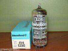 IEC 6V4 EZ80 Vacuum Tube Results = 2510/2420