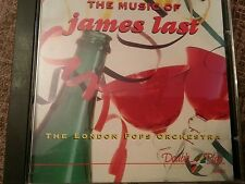 The London Pops Orchestra : The Music of James Last CD