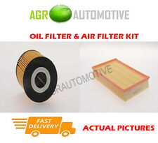 PETROL SERVICE KIT OIL AIR FILTER FOR VOLVO S60 2.4 200 BHP 2001-10
