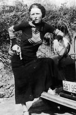 """New 5x7 Photo: Bonnie Parker, Infamous Gangster Outlaw of """"Bonnie and Clyde"""""""