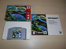 War Gods Complete Nintendo 64 N64 Game CIB WarGods