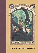 A Series of Unfortunate Events: The Reptile Room 2 Lemony Snicket NEW HARDCOVER