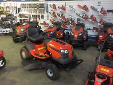 AS NEW Husqvarna LTH2038R Ride On Mower 20hp Engine ONLY 15 HOURS USE RRP $3499!