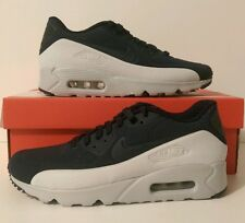 Nike Air Max 90 Ultra Moire Obsidian/Platinum Mens Trainers Size 8 UK 819477 404