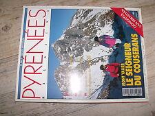 µµ Pyrénées Magazine n°25 San Sebastian Inondation Conflent 1940 Beret Mt Valier