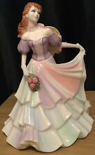 Coalport Picked Especially For You Figurine Sentiments Range By Jack Glynn