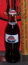 1995 NBA ALL STAR WEEKEND PHOENIX AZ FEB 10 - 12 8 OUNCE GLASS COCA COLA BOTTLE
