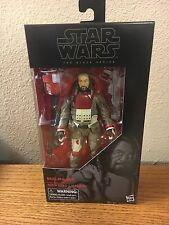"Star Wars Black Series Baze Malbus 6"" Action Figure SHIPS ASAP"