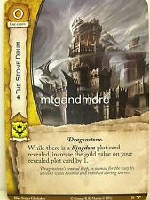 A Game of Thrones 2.0 LCG - #028 The Stone drum-ID to Arms