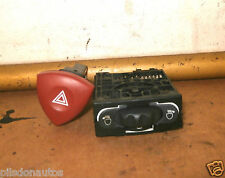 RENAULT TRAFIC 2010 HAZARD & HEADLIGHT BEAM SWITCHES 8200379685