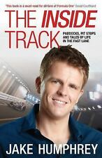 The Inside Track: Paddocks, Pit Stops and Tales of My Life in the Fast Lane, Jak