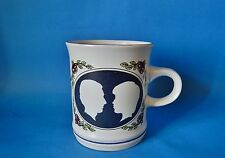DENBY TAZZA PER THE WEDDING DEI PRINCIPI CHARLES & SIGNORA DIANA