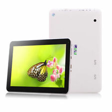 "iRULU 10.1"" Tablet PC Quad Core PAD Android 5.1 Lillipop 1+8GB WiFi Bluetooth"