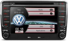 AUTORADIO GPS GOLF PASSAT TOURAN TIGUAN POLO USB SD DIVX MP3 DVD CANBUS MAPPE