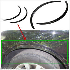 2 Pcs Car Fender Flare Wheel Eyebrow Sticker Body Kit Decor Anti-Scratch Strips