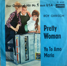 "7"" 60s ORIGINAL LONDON VG! ROY ORBISON : Pretty Woman"