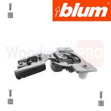BLUM BLUMOTION 38N Series PRESS IN Overlay CABINET / FRAME HINGES 1/2 38N358B.08