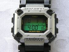 VINTAGE GENTS TIMEX HUMVEE, LCD QUARTZ, PHILIPPINES...
