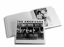 The Americans by Robert Frank and Jack Kerouac (2008, Hardcover, Revised,...