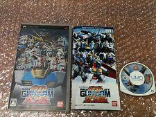 Kidou Senshi Gundam VS. Gundam Sony PSP Import Japan