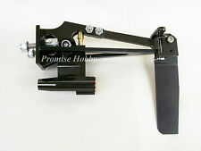 """Rudder with strut for 1/8"""" flex cable for mini rc boat"""