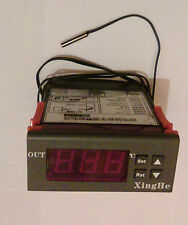 24V Digital Display Thermostat Temperature Controller Sensor -50 ~ 110 Degree C