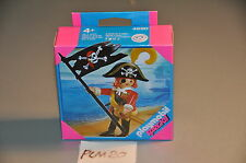 PLM20 playmobil MISB mint in sealed box 4690 pirate with flag