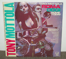 TONY MOTTOLA Roma Oggi, Project 3 vinyl LP, 1968, VG+, cheesecake, motorcycle