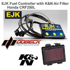 Honda CRF 250-L CRF250L EJK Fuel Injection Controller & K&N Air Filter HA-2513