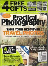 PRACTICAL PHOTOGRAPHY UK April 2014 +4FreeGifts?+ LEARN NOW SHOOT VIDEO GUIDE CD