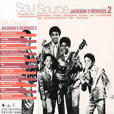 1 CENT CD Soul Source: Remixes, Vol. 2 - Jackson 5 JAPAN IMPORT/OBI/MICHAEL