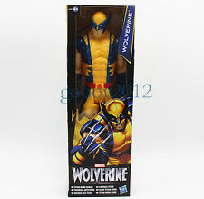 Hasbro Marvel Titan Hero Series WOLVERINE 12 Inch Action Figure New Toy in box
