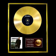 JAY-Z VOL2 HARD KNOCK LIFE CD  GOLD DISC VINYL LP FREE SHIPPING TO U.K.