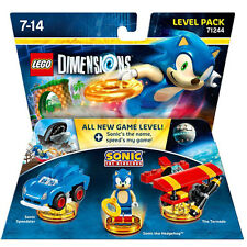 Lego Dimensions 71244 Level Pack Sonic VÖ 17.11.2016 Pre-Order