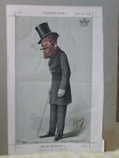Vintage Print,MEN OF THE DAY#9,Viscount Ranelagh,1870,Ape