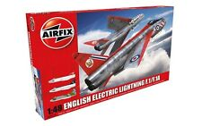 Airfix 1/48 English Electric Lightning F.1/F.1A Plastic Model Kit 09179 ARX09179