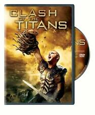 CLASH OF THE TITANS -  SAM WORTHINGTON - WIDESCREEN DVD - SHIPS 1st CLASS FAST