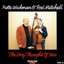 Putte Wickman, Red Mitchell  Very Thought of You CD Bebop, Swing Jazz, Dixieland