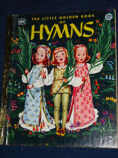 Vintage The Little Golden Book of HYMNS 1978