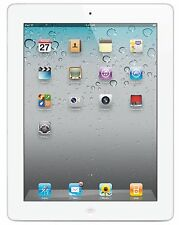 Apple iPad 2 64GB, Wi-Fi + 3G (Unlocked), 9.7in - White + CASE - 2FUA